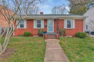 Charlottesville Single Family Home For Sale: 1221 River Vista Ave