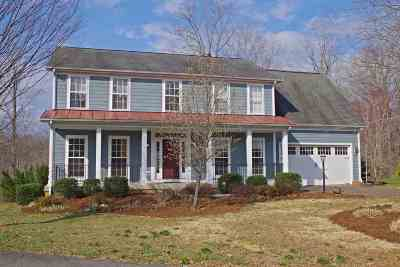Albemarle County Single Family Home For Sale: 5914 Nicolet Ct