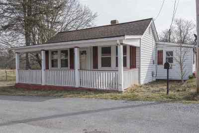 Single Family Home For Sale: 306 Hockman Ave