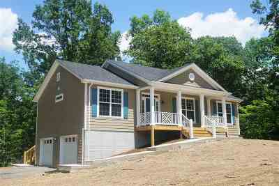 Single Family Home For Sale: Future Oak Ln
