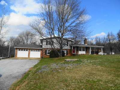 Stuarts Draft Single Family Home For Sale: 60 Twin Hill Rd