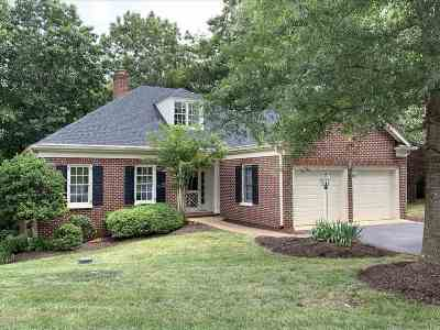 Glenmore (Albemarle) Single Family Home For Sale: 3511 Wedgewood Ct