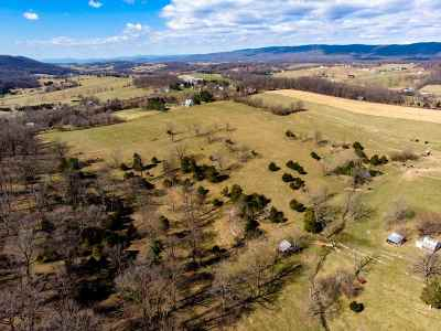 Linville Lots & Land Sold: 7087 Williamsburg Rd