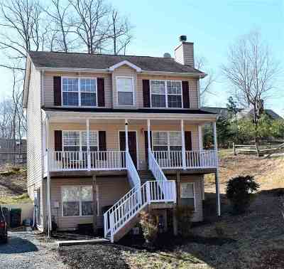 Fluvanna County Single Family Home For Sale: 60 Woodlawn Dr