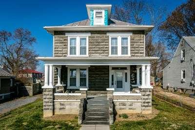 Harrisonburg Single Family Home For Sale: 85 N Brook Ave
