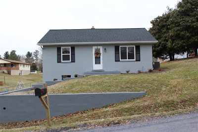 Shenandoah County Single Family Home For Sale: 6151 Randall St