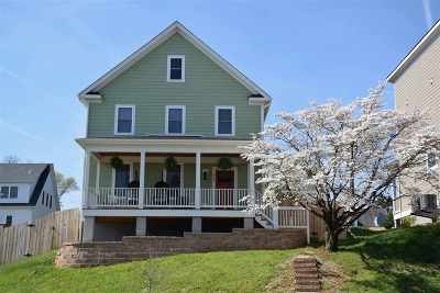 Charlottesville Single Family Home For Sale: 508 Carlton Rd