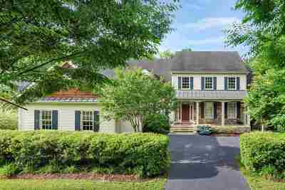 Glenmore (Albemarle) Single Family Home For Sale: 3345 Darby Rd