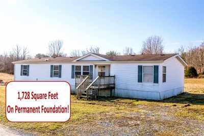 Augusta County Single Family Home For Sale: 17 Floyd Harlow Ln
