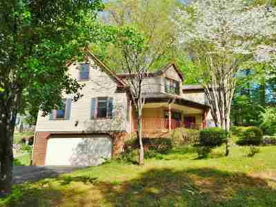 Charlottesville Single Family Home For Sale: 1791 Hearthglow Ln