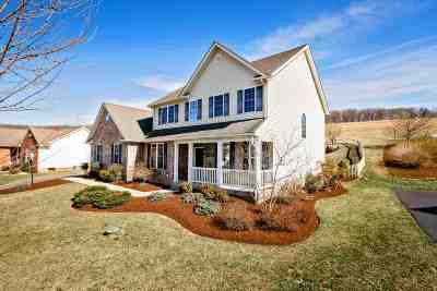 Staunton VA Single Family Home For Sale: $374,500