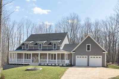 Albemarle County Single Family Home Pending: 1911 Woodlands Cove