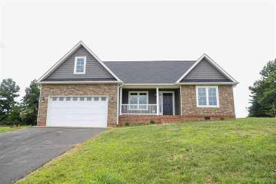 Staunton VA Single Family Home For Sale: $359,000