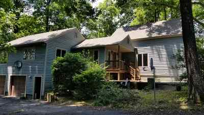 Nelson County Single Family Home For Sale: 160 Sawmill Creek Dr