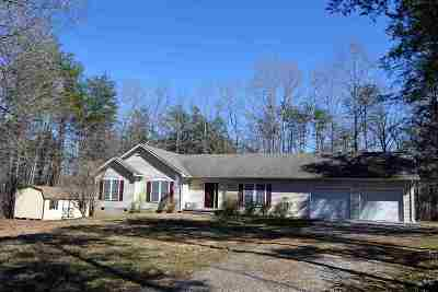 Albemarle County Single Family Home Pending: 5011 Liberty Rd