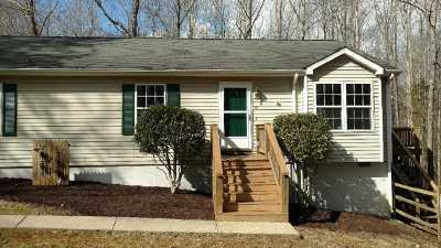 Fluvanna County Single Family Home For Sale: 41 Hatchechubee Rd