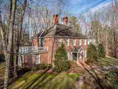 Staunton VA Single Family Home For Sale: $550,000