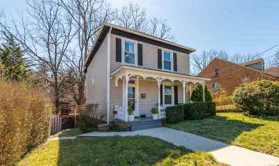 Staunton VA Single Family Home For Sale: $249,000