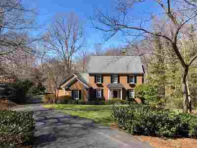 Glenmore (Albemarle) Single Family Home For Sale: 3080 Darby Rd