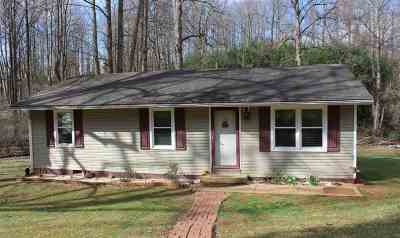 Orange County Single Family Home For Sale: 11123 Jacksontown Rd