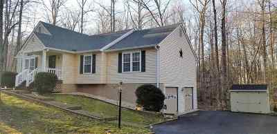 Fluvanna County Single Family Home For Sale: 13 Colonial Dr