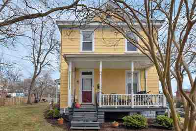 Charlottesville Single Family Home For Sale: 769 Monticello Ave