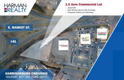 Rockingham County Commercial Lease For Lease: Burgess Rd