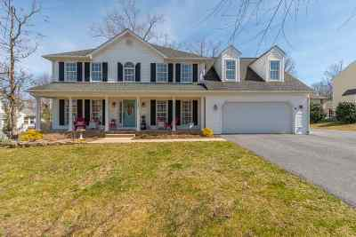 Stuarts Draft Single Family Home For Sale: 242 Arrowhead Ln