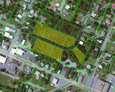 Staunton Lots & Land For Sale: 1633 First St