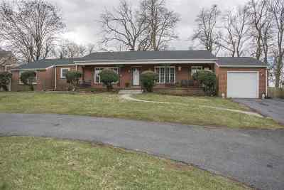 Harrisonburg Single Family Home For Sale: 33 Port Republic Rd