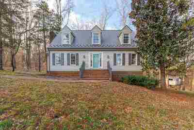 Charlottesville Single Family Home For Sale: 2808 Magnolia Dr