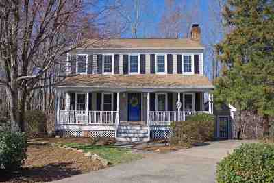 Charlottesville Single Family Home For Sale: 1488 Shadow Oaks Pl