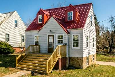 Harrisonburg Single Family Home For Sale: 445 E Elizabeth St