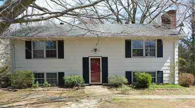 Albemarle County Single Family Home Pending: 111 Deerwood Dr