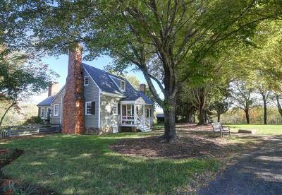 Scottsville VA Single Family Home For Sale: $765,000