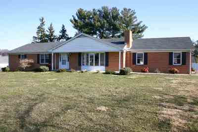 Weyers Cave Single Family Home For Sale: 514 Weyers Cave Rd