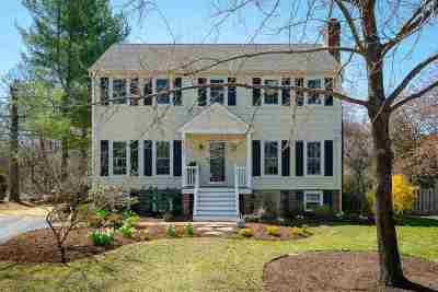 Charlottesville Single Family Home For Sale: 1063 Hopkins Ct