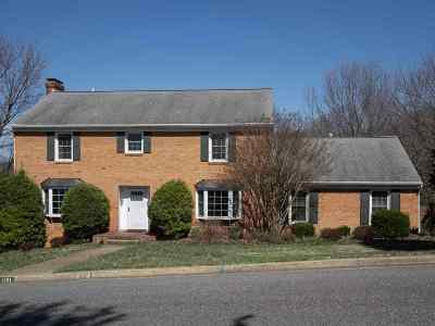 Harrisonburg Single Family Home Sold: 1191 S Dogwood Dr