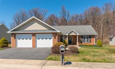Staunton VA Single Family Home For Sale: $262,500