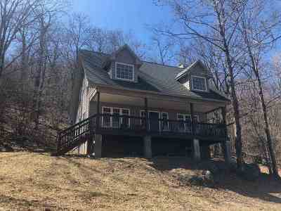 Single Family Home For Sale: 984 Flattop Mountain Rd