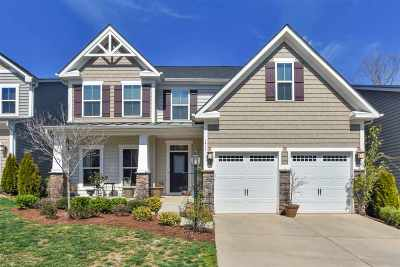 Albemarle County Single Family Home For Sale: 1411 Decatur Dr