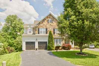 Albemarle County Single Family Home For Sale: 4922 Lake Tree Ln