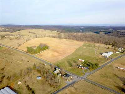 Lots & Land For Sale: 29 Ac Stover Shop Rd