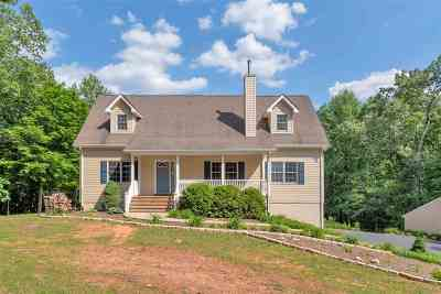 Fluvanna County Single Family Home For Sale: 507 Bell Farm Ln