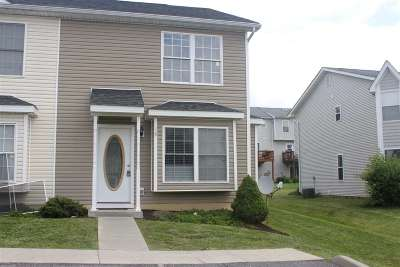 Harrisonburg Townhome For Sale: 48 Blakely Ct