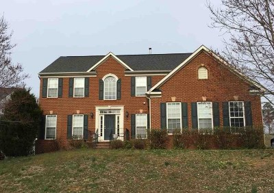 Louisa County Single Family Home For Sale: 208 Whispering Woods Pl