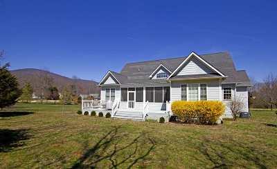 Nelson County Single Family Home For Sale: 1004 Stoney Creek East