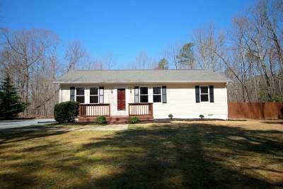 Gordonsville Single Family Home For Sale: 194 Forest Hill Rd