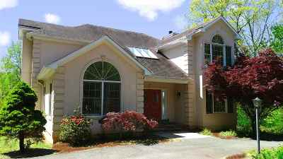 Earlysville Single Family Home For Sale: 3480 Bleak House Rd