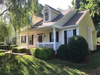 Charlottesville Single Family Home For Sale: 1651 Appian Way